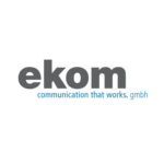 ekom communication that works. gmbh